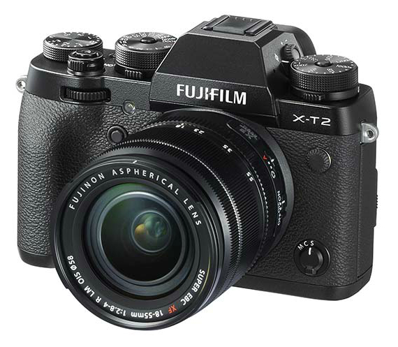 Fujifilm X T2