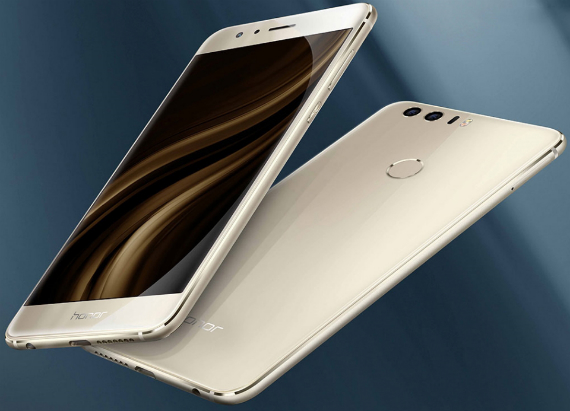 Huawei Honor 8 official