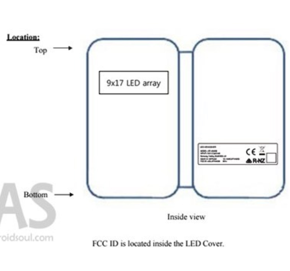 LED View Cover Note 7