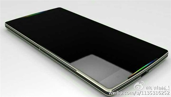 Oppo Find 9 press render