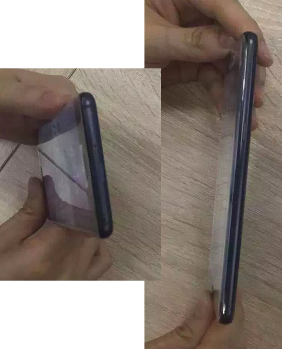 Samsung Galaxy Note 7 leaked