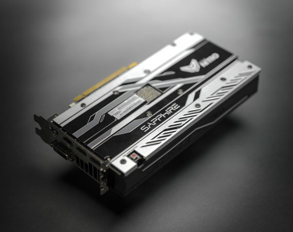 Sapphire Radedon RX 480 Nitro