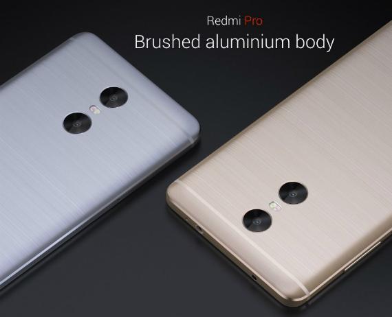 Xiaomi Redmi Pro official
