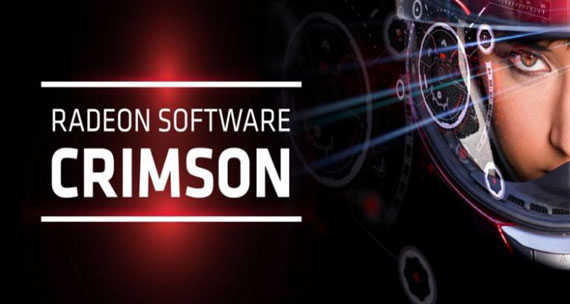 AMD Radeon Software Crimson Drivers