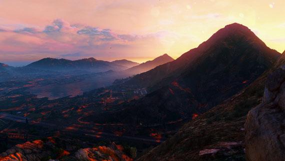 GTA V Redux screenshot