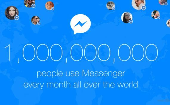 messenger 1bn