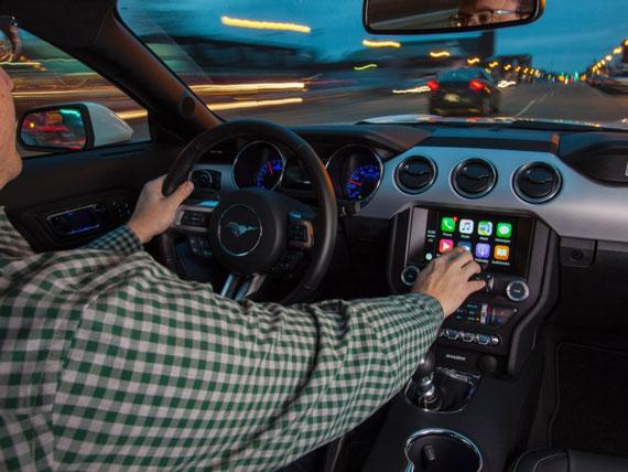 Ford SYNC 3 system