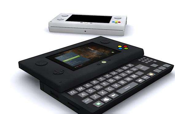 Xbox portable concept