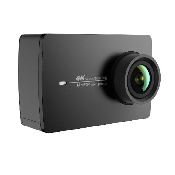 Xiami Yi 4K action camera black