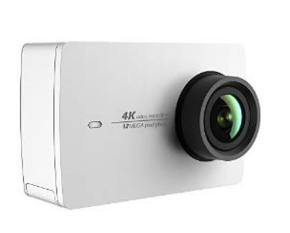Xiami Yi 4K action camera white
