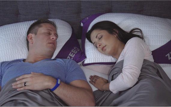 zeeq smart pillow kickstarter