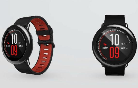 Huami AMAZFIT smartwatch