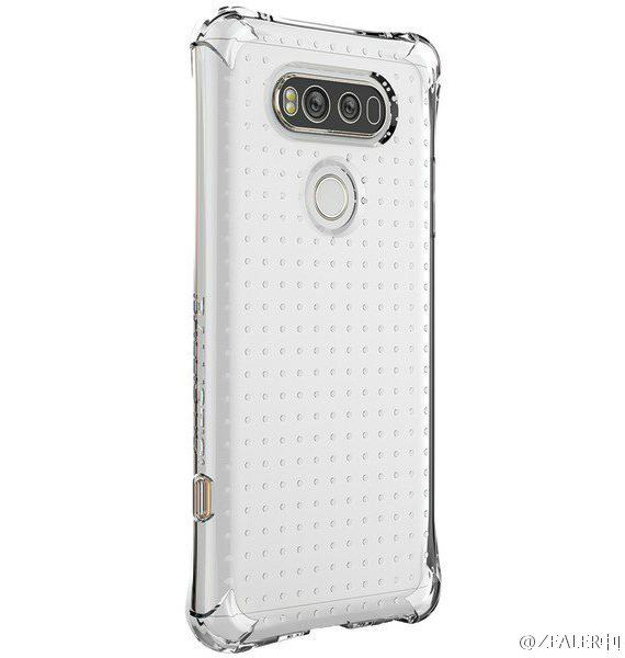 LG V20 renders