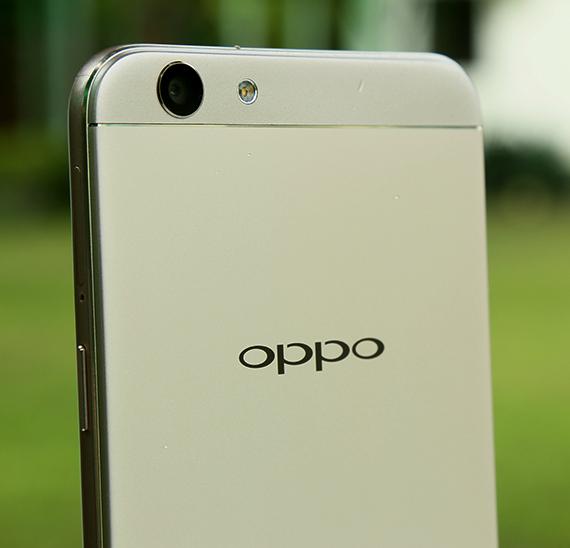 Oppo F1s official