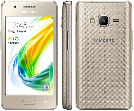 Samsung z2 official