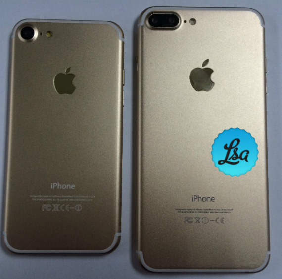 iPhone 7 and Plus