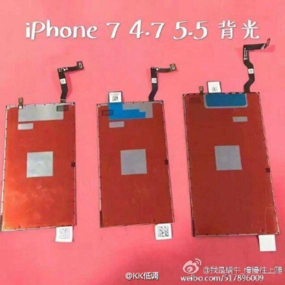 iPhone 7 panels