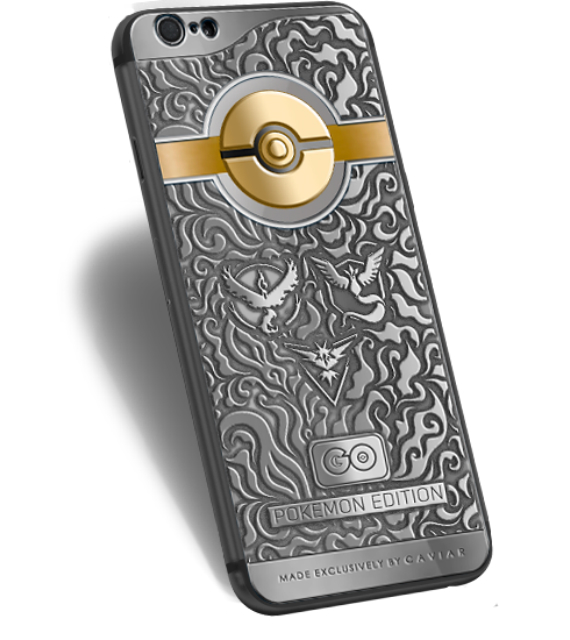 iphone 6s Pokemon Edition