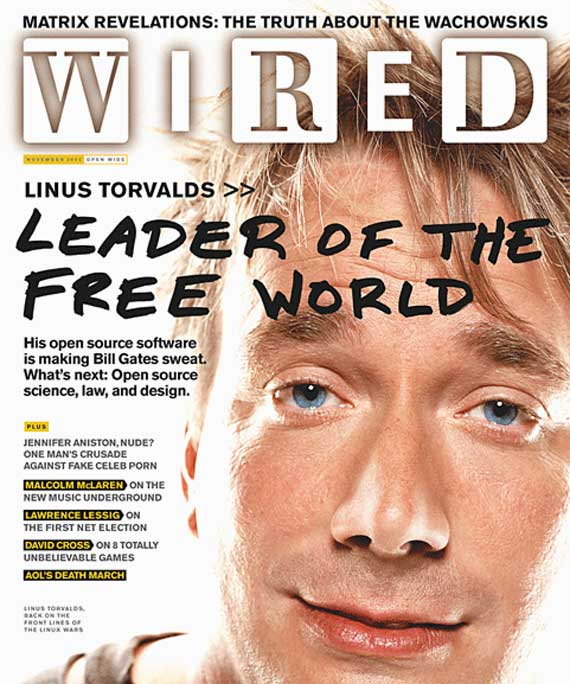 Ευτυχισμένα 25ά γενέθλια Linux! Wired-torvalds-570