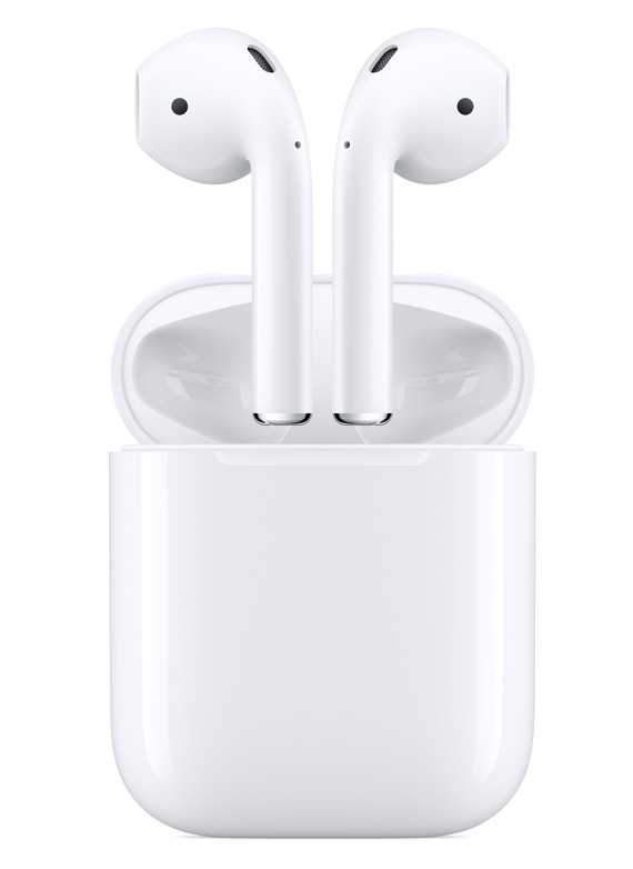 airpods revealed