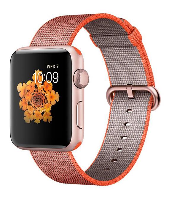 apple watch series 2 orange