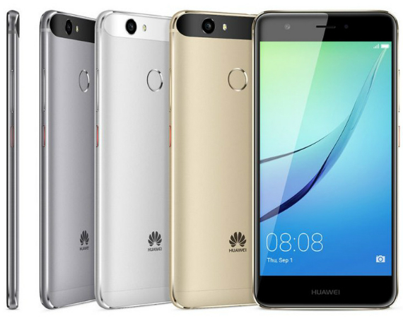 Huawei Nova official