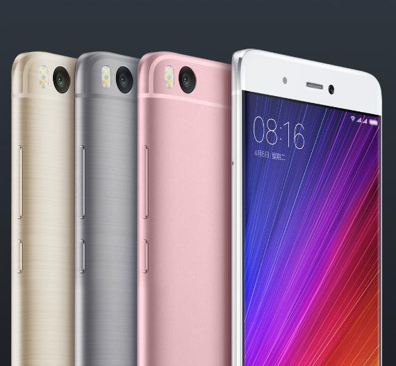 Xiaomi outs Mi 5s