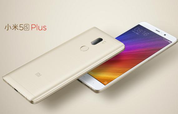 Xiaomi outs Mi 5s Plus