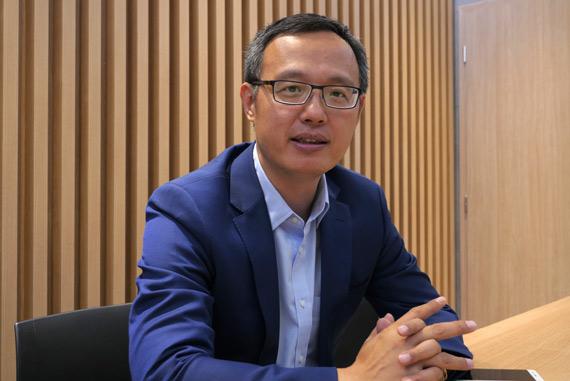 Yamnin Wang Huawei