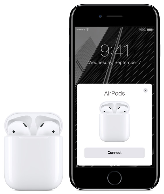 iphone 7 airpods revealed