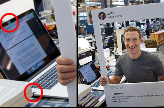 zuckerberg webcam
