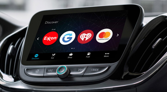 general motors onstar go ibm watson