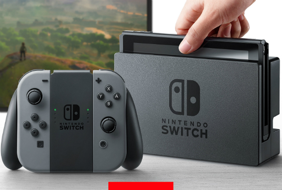 Nintendo Switch official