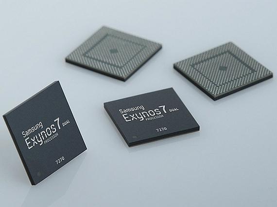 Samsung Exynos Dual 7270
