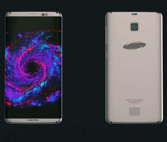 samsung galaxy s8 concept