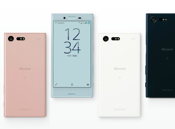 sony xperia x compact japan
