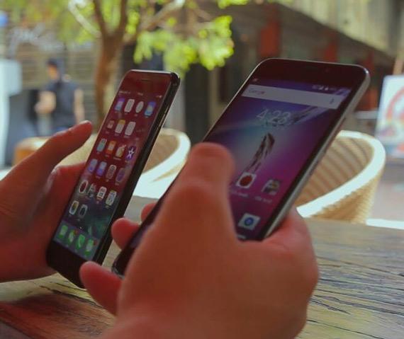 umi plus iphone 7 plus