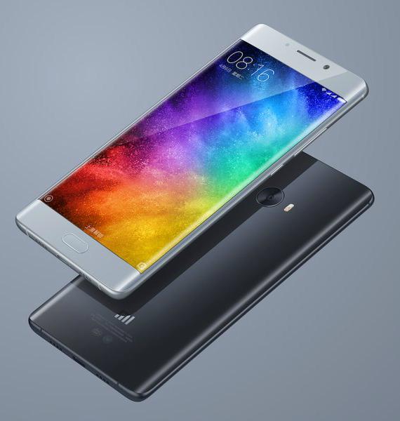 Xiaomi Mi Note 2 official
