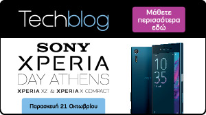 Sony Xperia Day Athens - Techblog