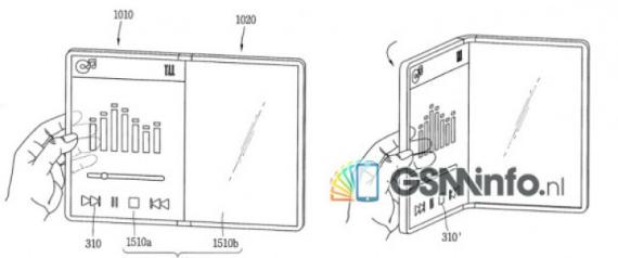 foldable lg patent
