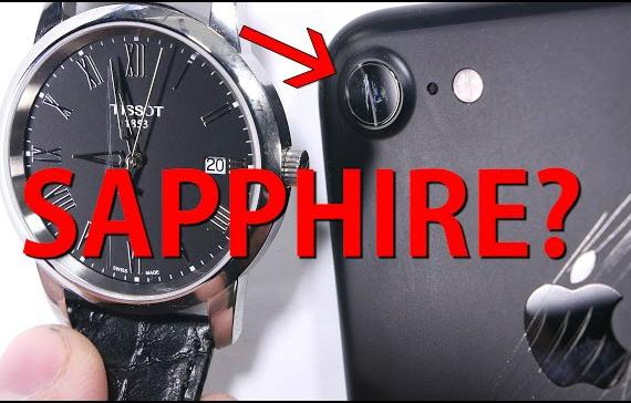iphone sapphire