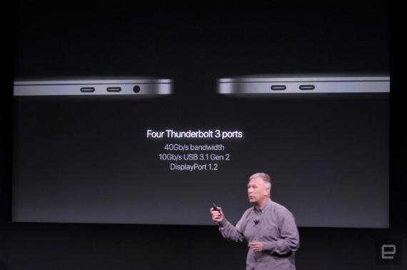 macbook pro usb-c