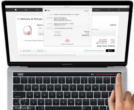 macbook pro leak