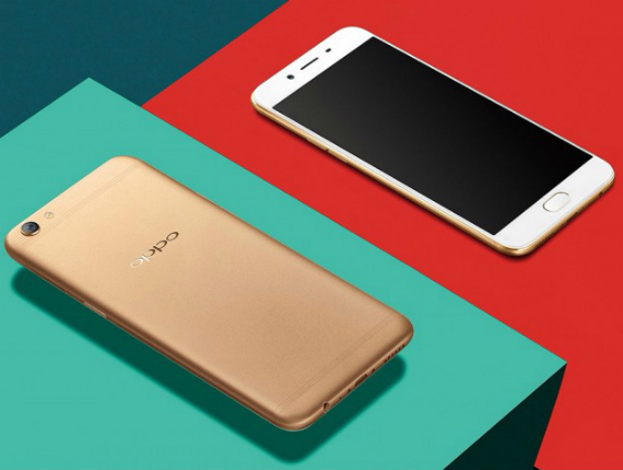 oppo r9s and plus