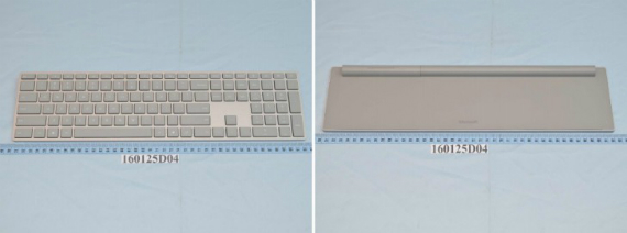 Surface Keyboard & Surface Mouse: Έκαναν την εμφάνισή τους στην FCC