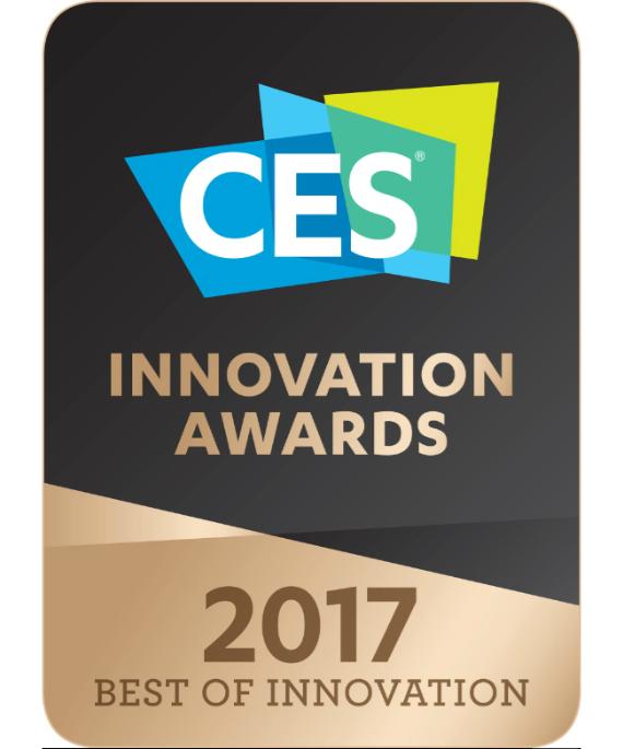 ces 2017 innovation awards