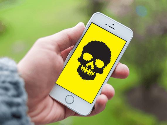 smartphone hacked