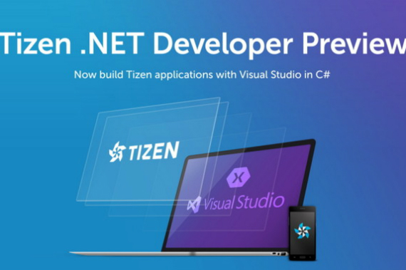 tizen visual studio