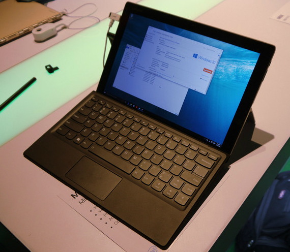 Lenovo Miix 520: Τι θα φορά ο ανταγωνιστής του Surface Pro 4