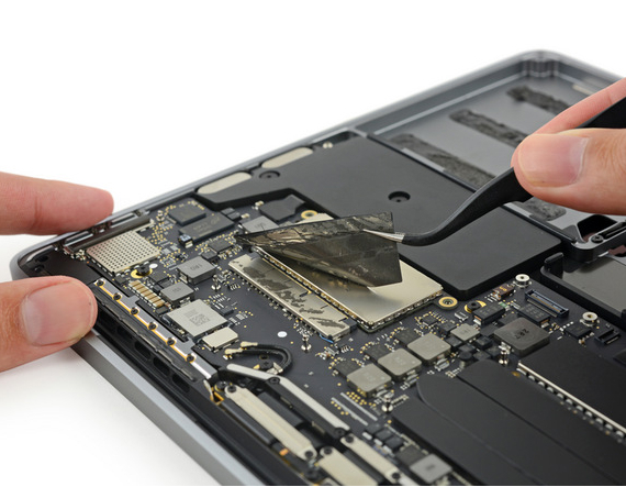 mac book pro teardown